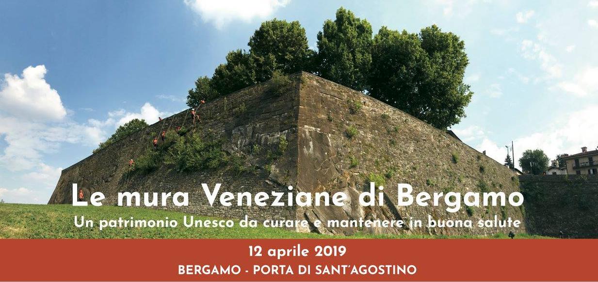 Le Mura Veneziane di Bergamo